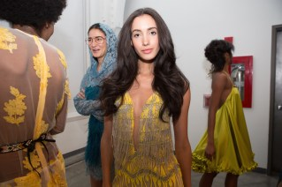Stella Nolasco Fall Winter Fashion Show at Pier 59